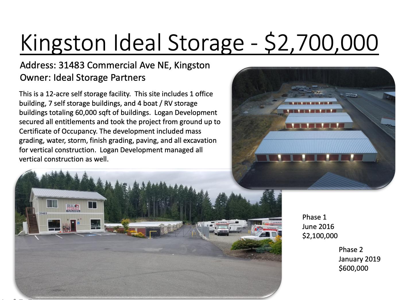 Ideal Storage